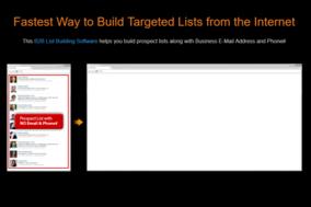 LeadGrabber Pro screenshot