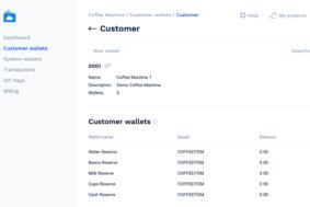 Cloud Wallet screenshot