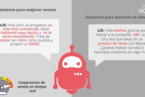 Lili Voicebot screenshot