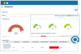 Predict360 Risk Insights screenshot