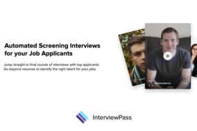 InterviewPass screenshot