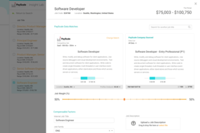 PayScale Insight Lab screenshot