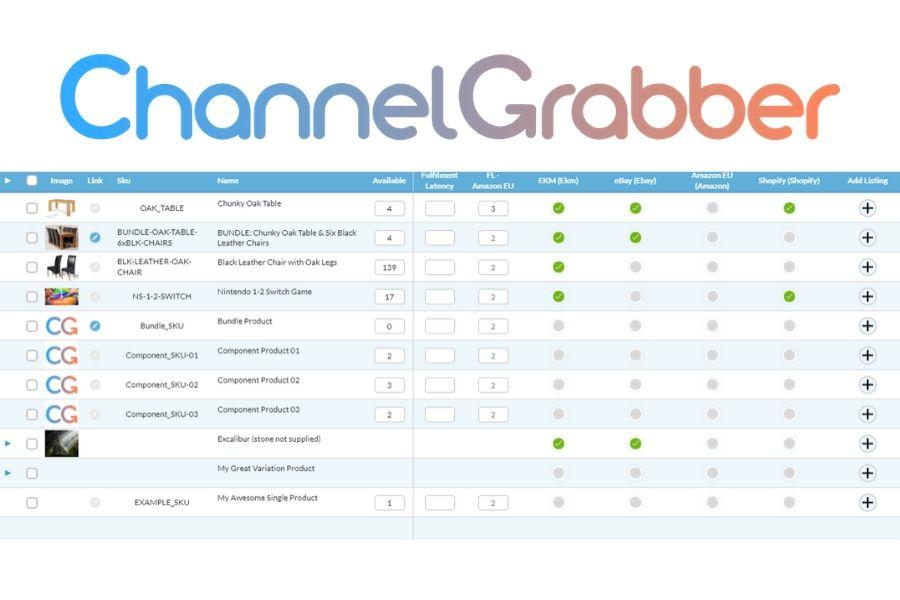 ChannelGrabber