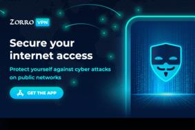 Zorro VPN screenshot