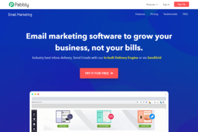 Pabbly Email Marketing screenshot