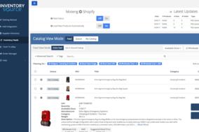 Inventory Source screenshot