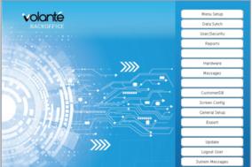 Volanté Systems screenshot
