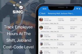 SINC Workforce screenshot