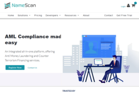 NameScan screenshot