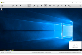 ISL Light Remote Desktop screenshot