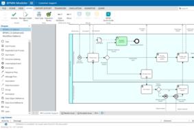 Digital Enterprise Suite screenshot