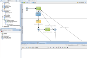 Oracle BPM Suite screenshot