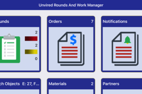 Unvired Work Orders Manager screenshot