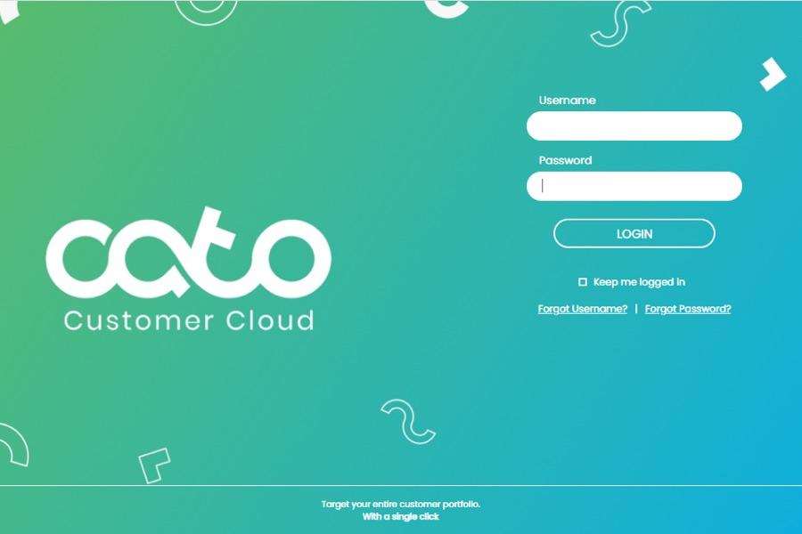 Cato Customer Cloud