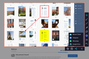 Movavi Screen Recorder screenshot