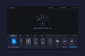 Movavi Video Converter screenshot