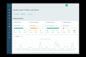 Sales Layer screenshot