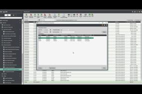 Sage 200cloud screenshot