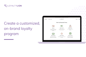 LoyaltyLion screenshot