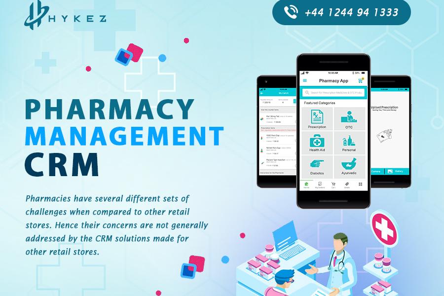 Pharmacy Management Solution