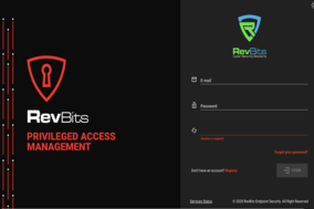 RevBits Privileged Access Management screenshot