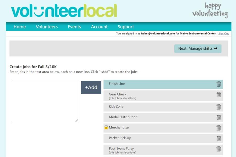 VolunteerLocal