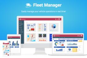 CloudApper Fleet screenshot