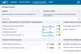 LATO Strategy Tool screenshot