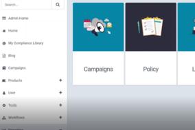 MetaCompliance screenshot