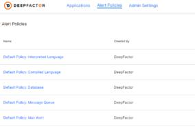 DeepFactor screenshot