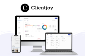 Clientjoy screenshot