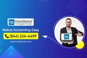 HostBooks Accounting screenshot