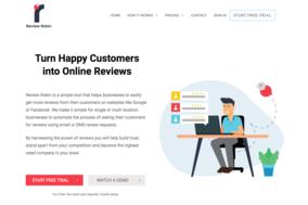 Review Robin screenshot