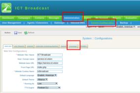 ICTBroadcast screenshot