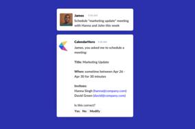 CalendarHero screenshot