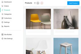 Zoho Commerce screenshot