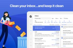 Clean Email screenshot