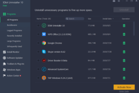 IObit  screenshot