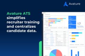 Avature ATS screenshot