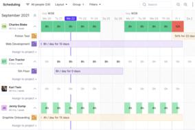 Productive screenshot